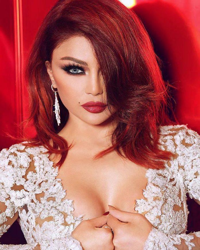 Haifa Wehbe tits pics