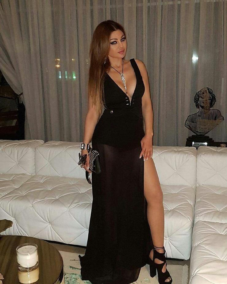 Haifa Wehbe tits pictures