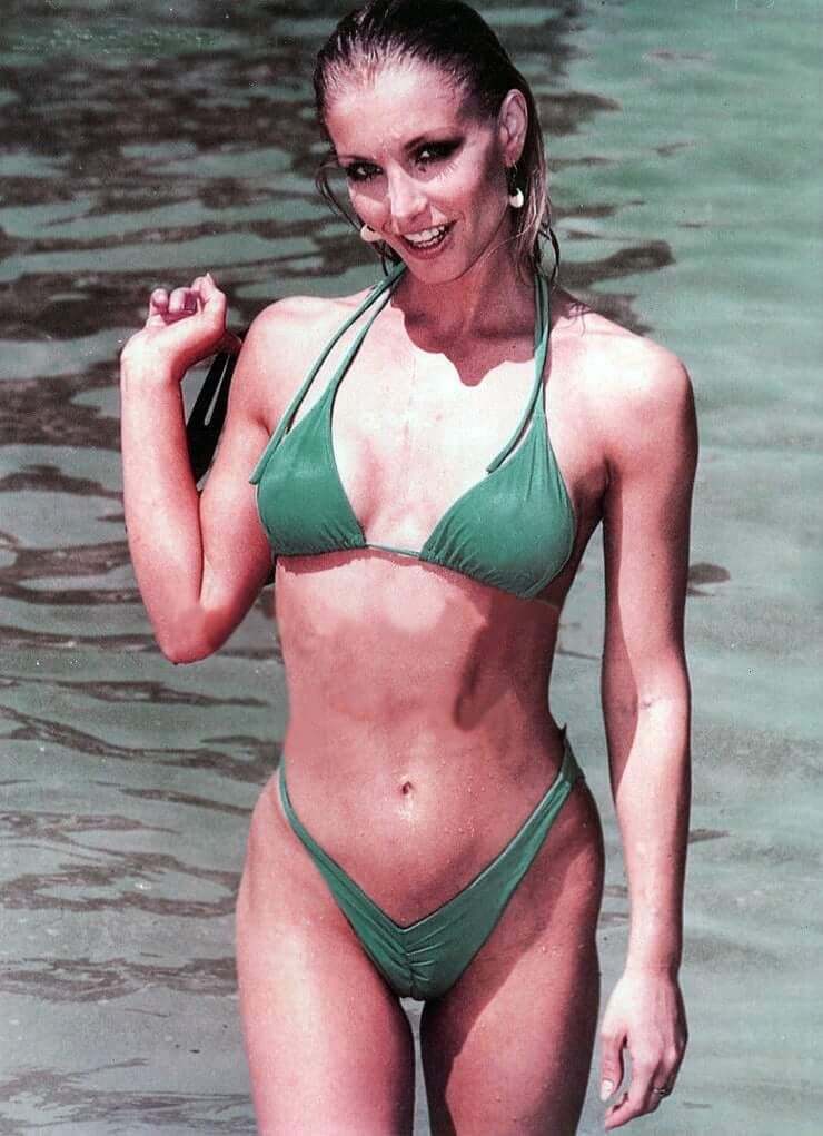 Heather Thomas hot pictures
