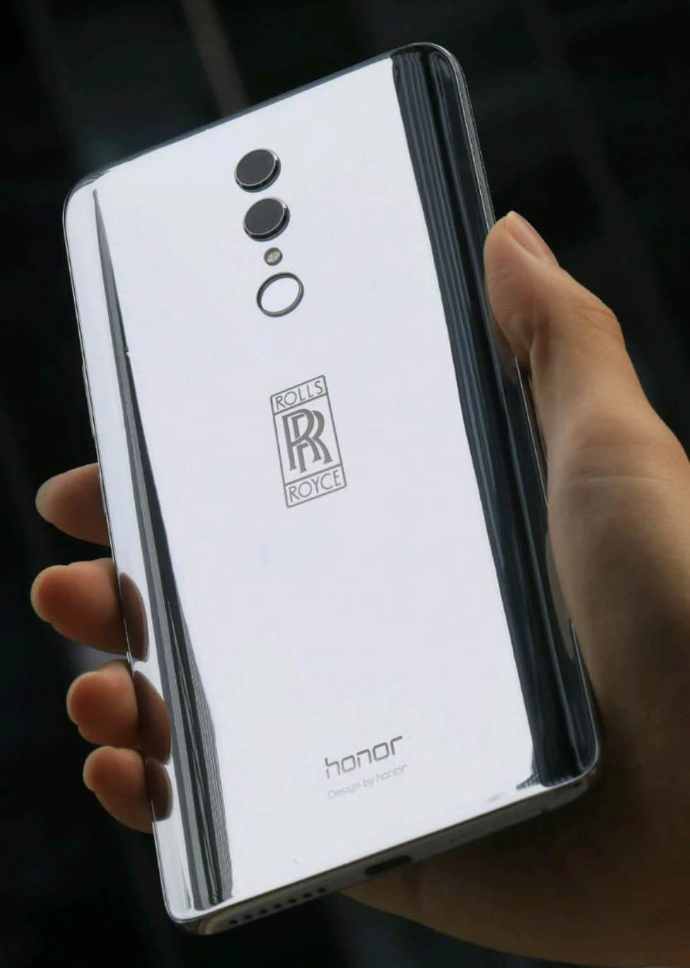 Honor Note 10 Rolls Royce