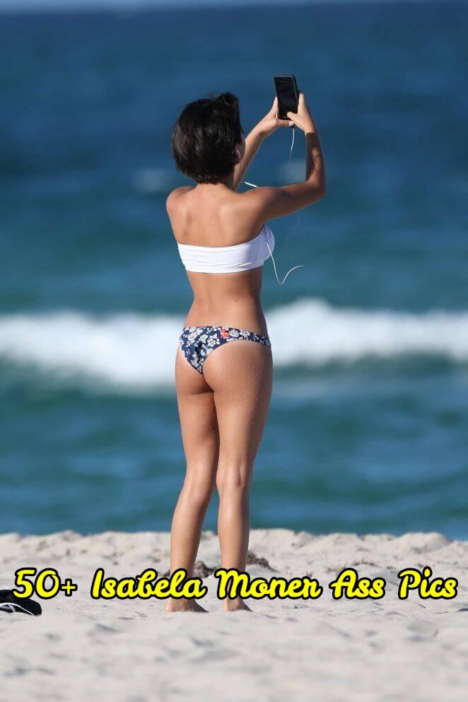 Isabela Moner ass pics