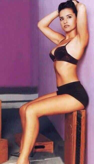 Jacqueline Obradors bikini pictures