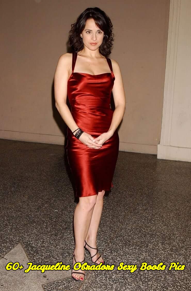 Jacqueline Obradors sexy boobs pics