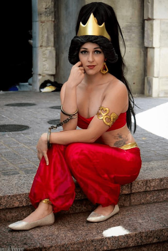Jasmine Aladdin beautiful pics