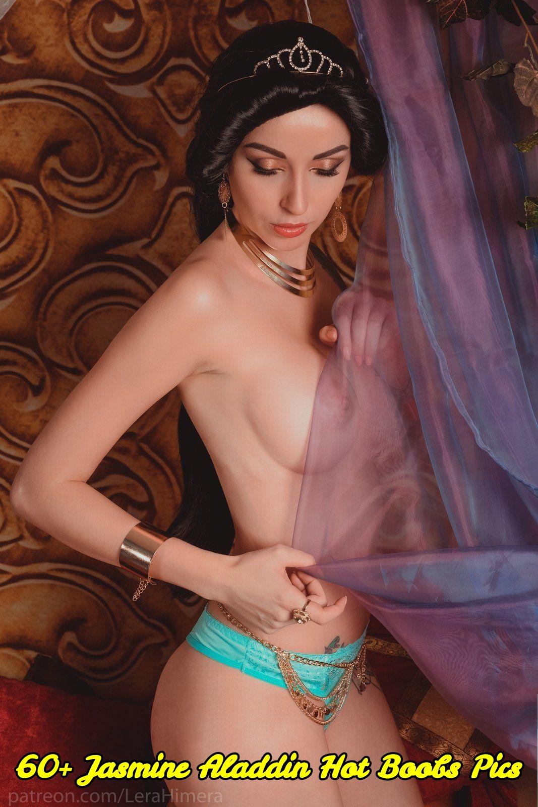 Jasmine Aladdin hot boobs pics