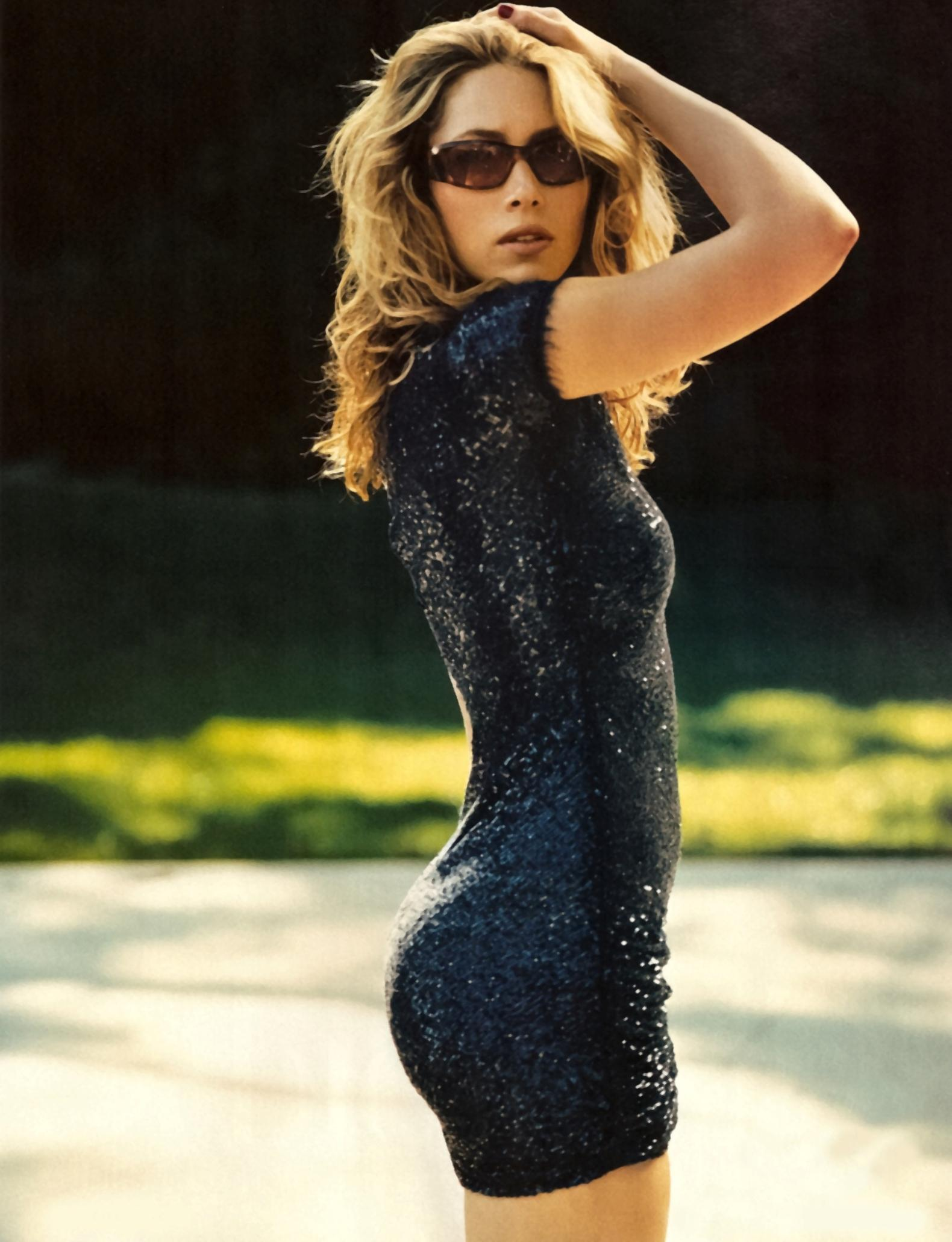 Jessica Biel ass photo (2)