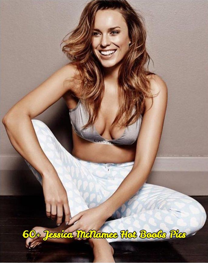 Jessica McNamee hot boobs pics