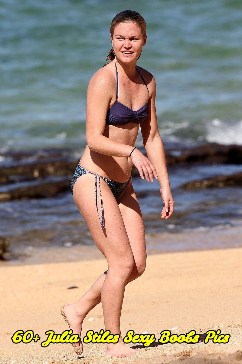 Julia Stiles sexy boobs pics