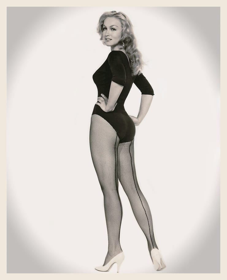 Julie Newmar booty pics