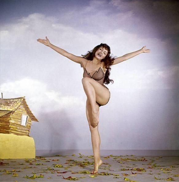 Julie Newmar hot