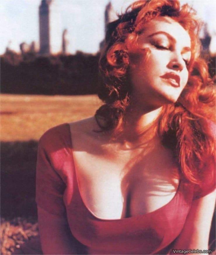 Julie Newmar tits