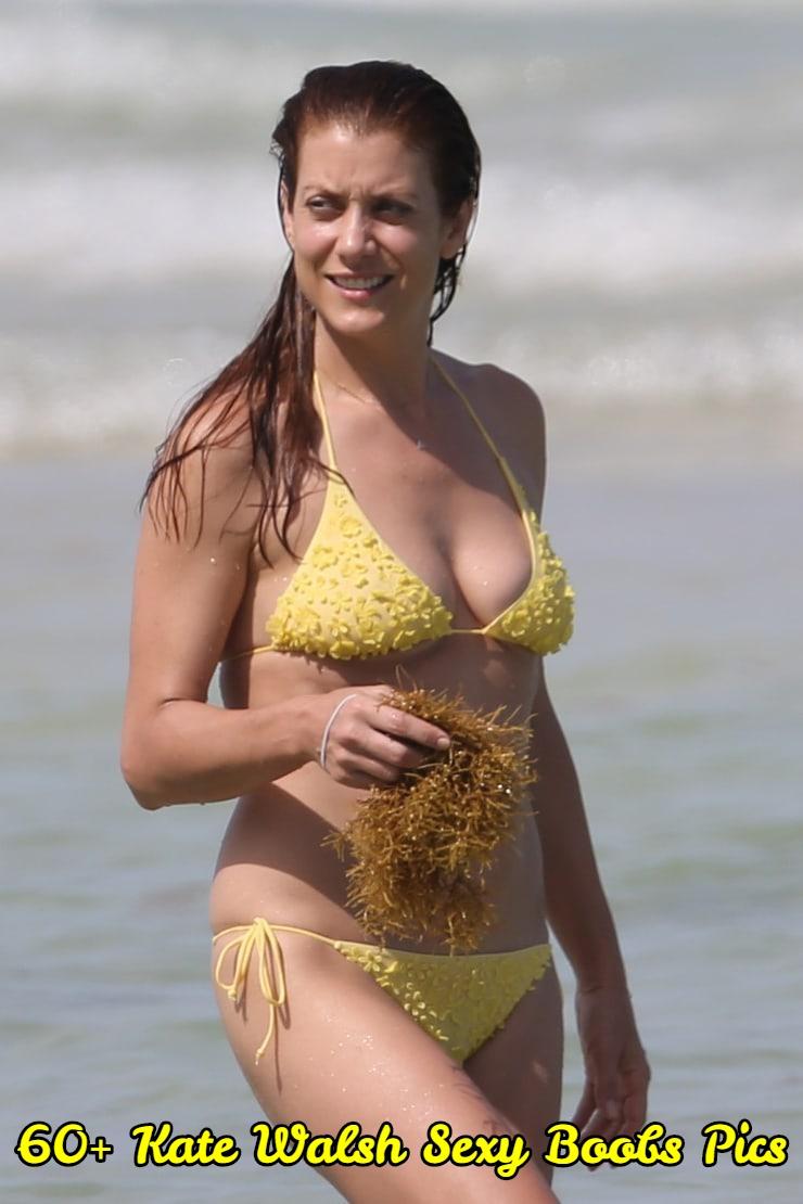 Kate Walsh sexy boobs pics