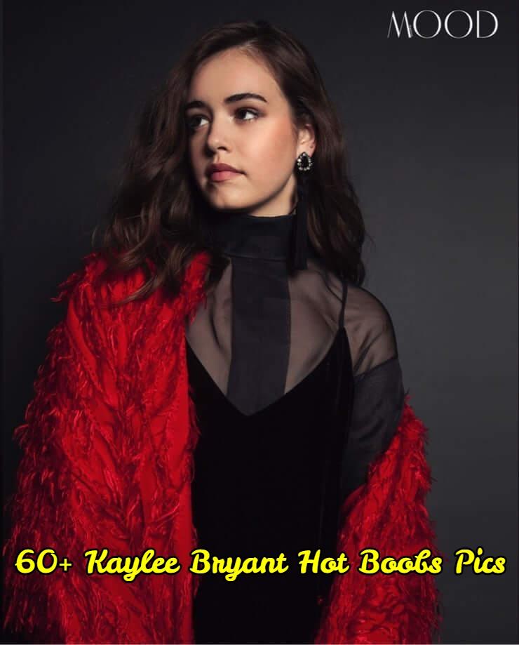 Kaylee Bryant hot boobs pics