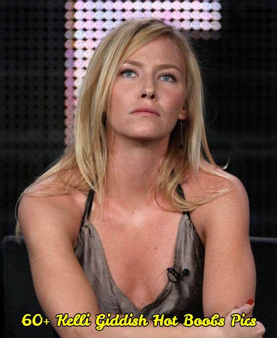 Kelli Giddish hot boobs pics