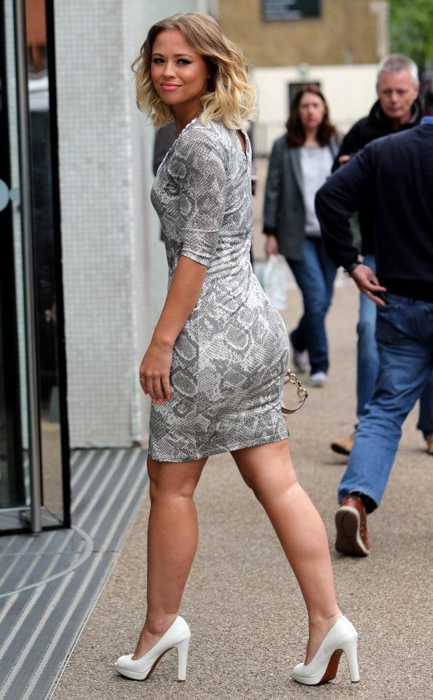 Kimberley Walsh ass (1)