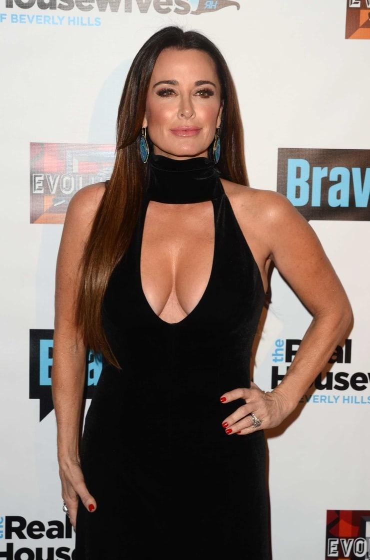 Kyle Richards sexy look pictures