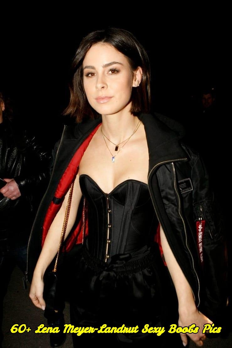Lena Meyer-Landrut sexy boobs pics