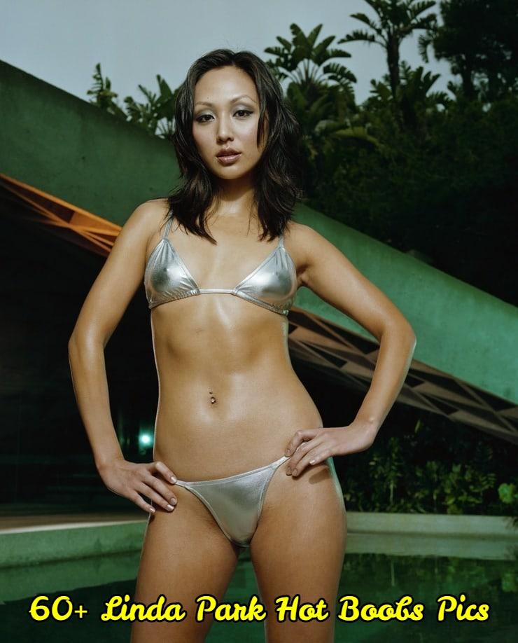 Linda Park hot boobs pics