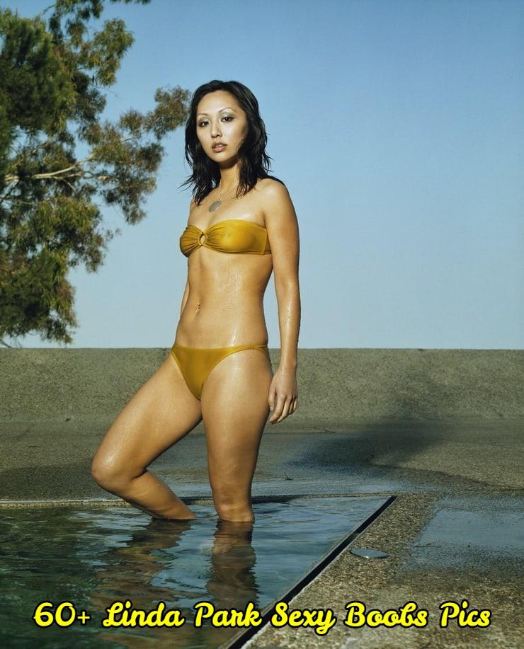 Linda Park sexy boobs pics