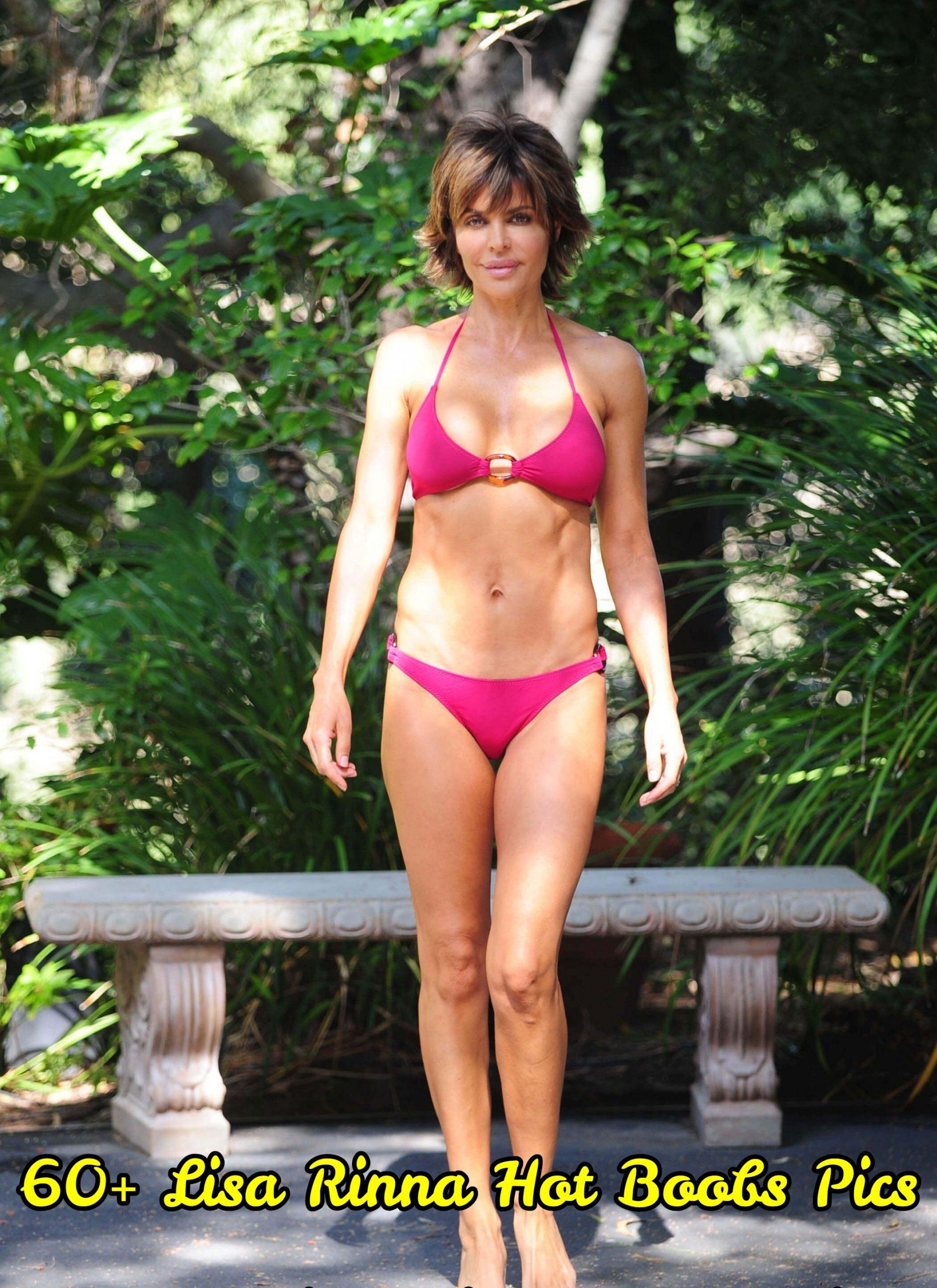 Lisa Rinna hot boobs pics (1)