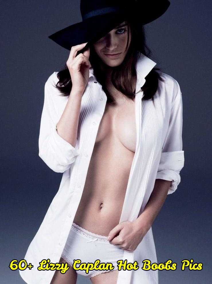 Lizzy Caplan hot boobs pics