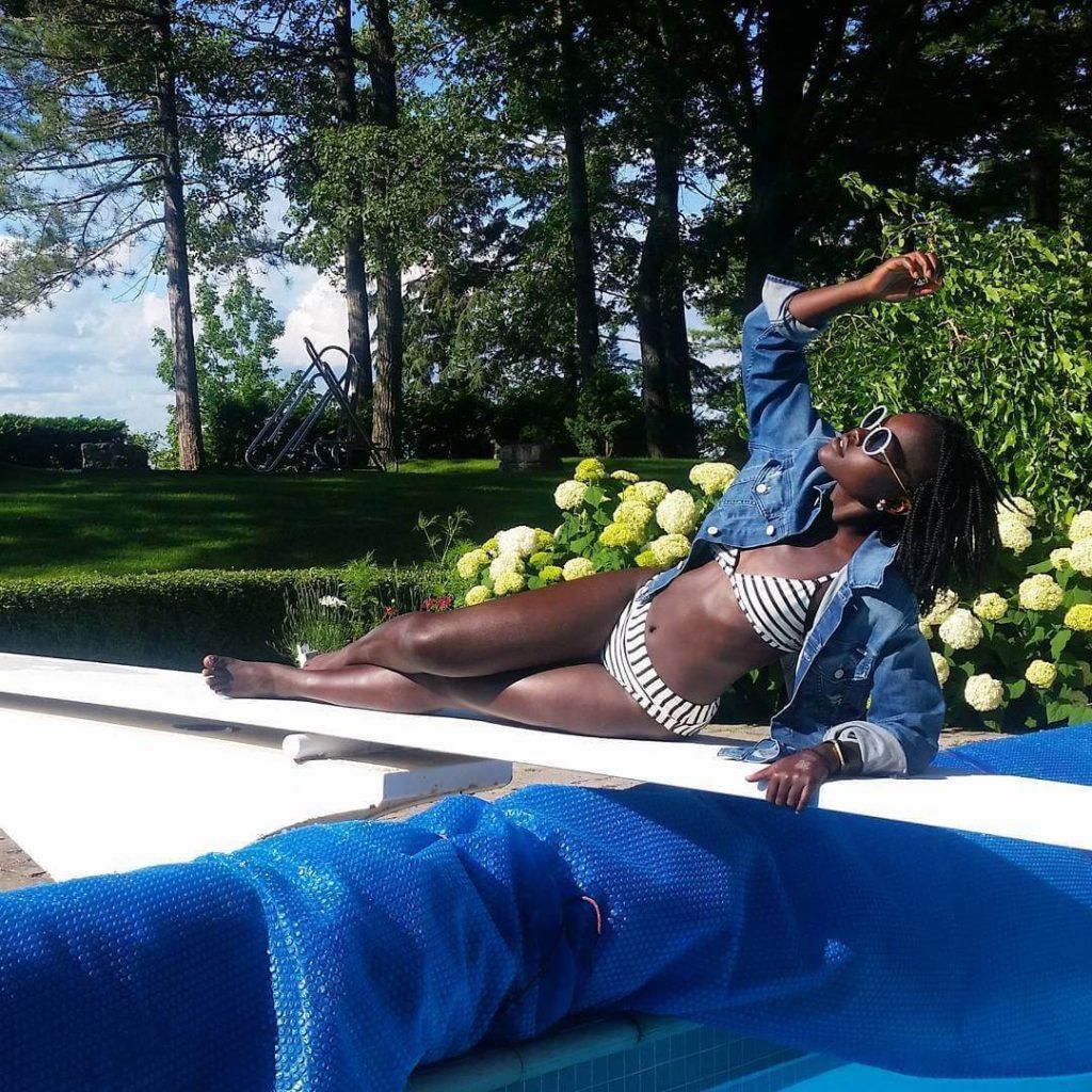 Lupita Nyong'o lingerie pics