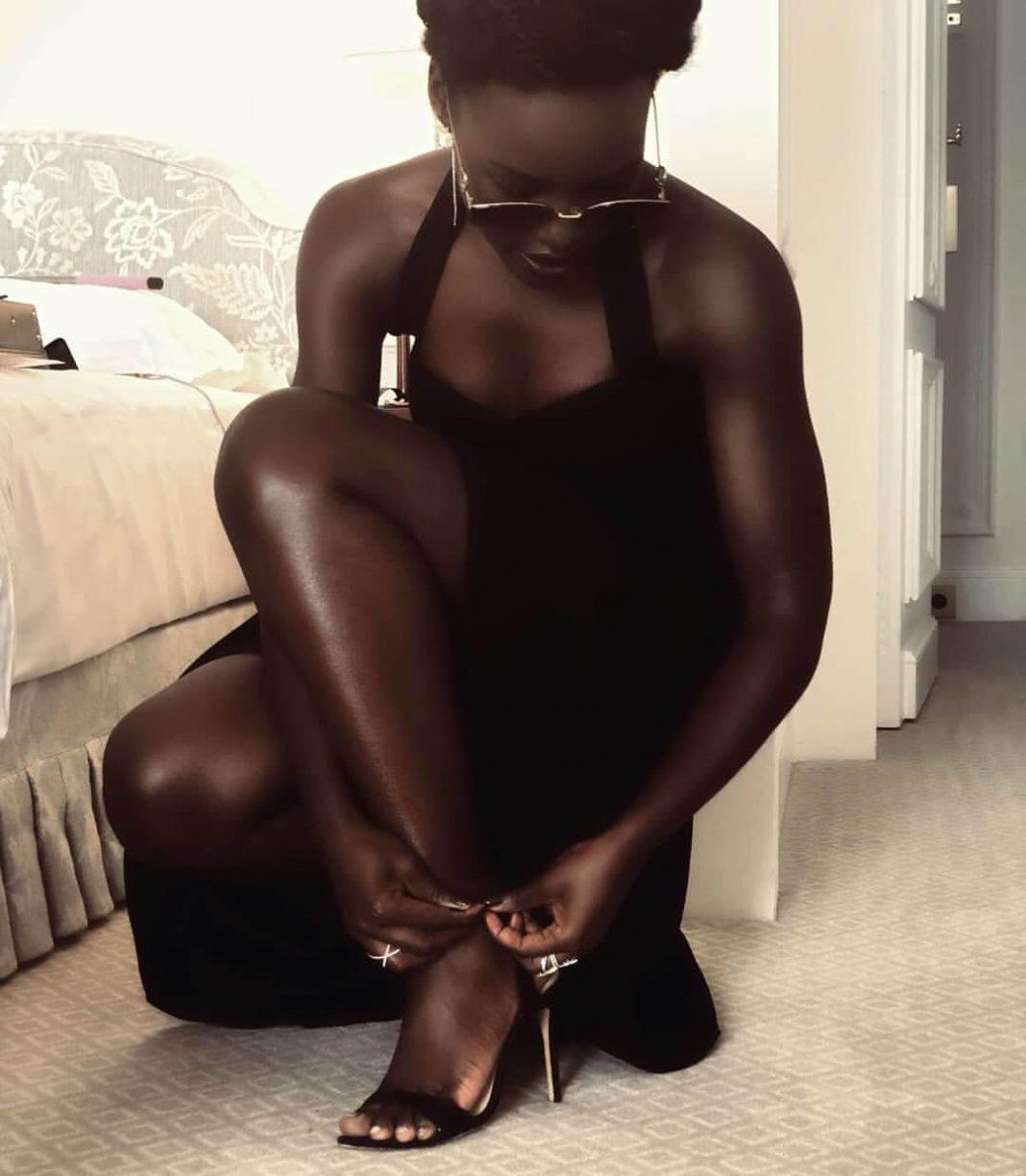 Lupita Nyong'o sexy legs pics