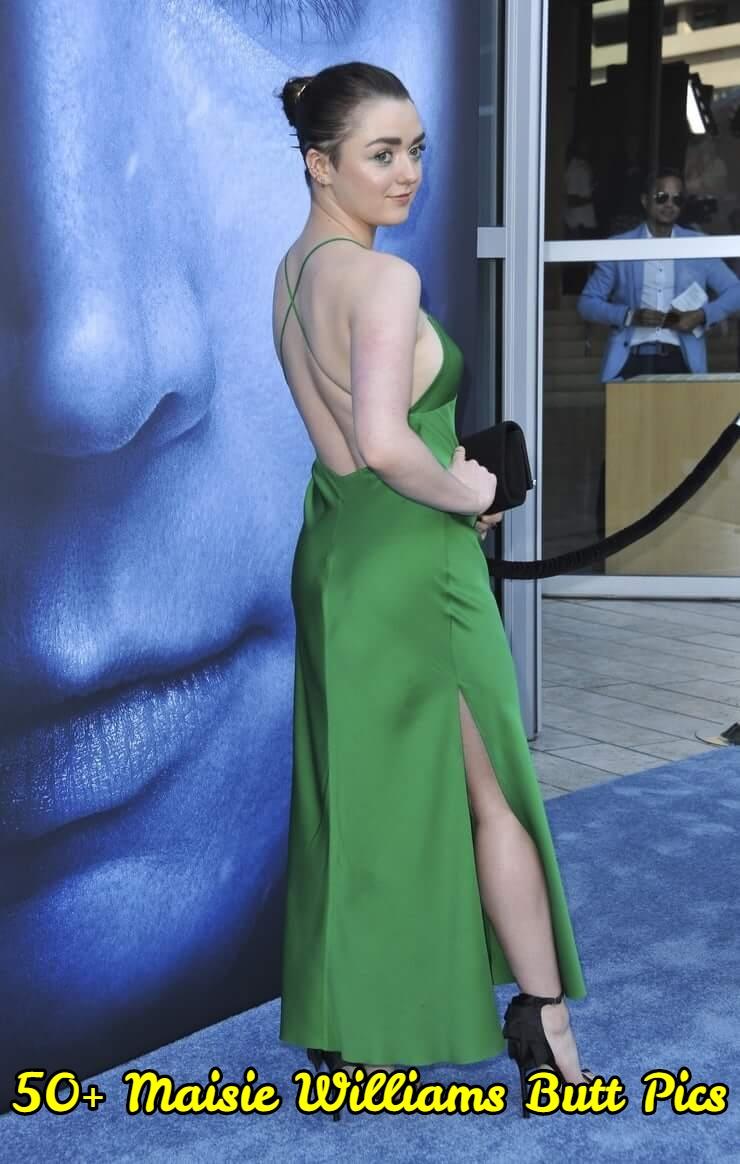 Maisie Williams butt pics.
