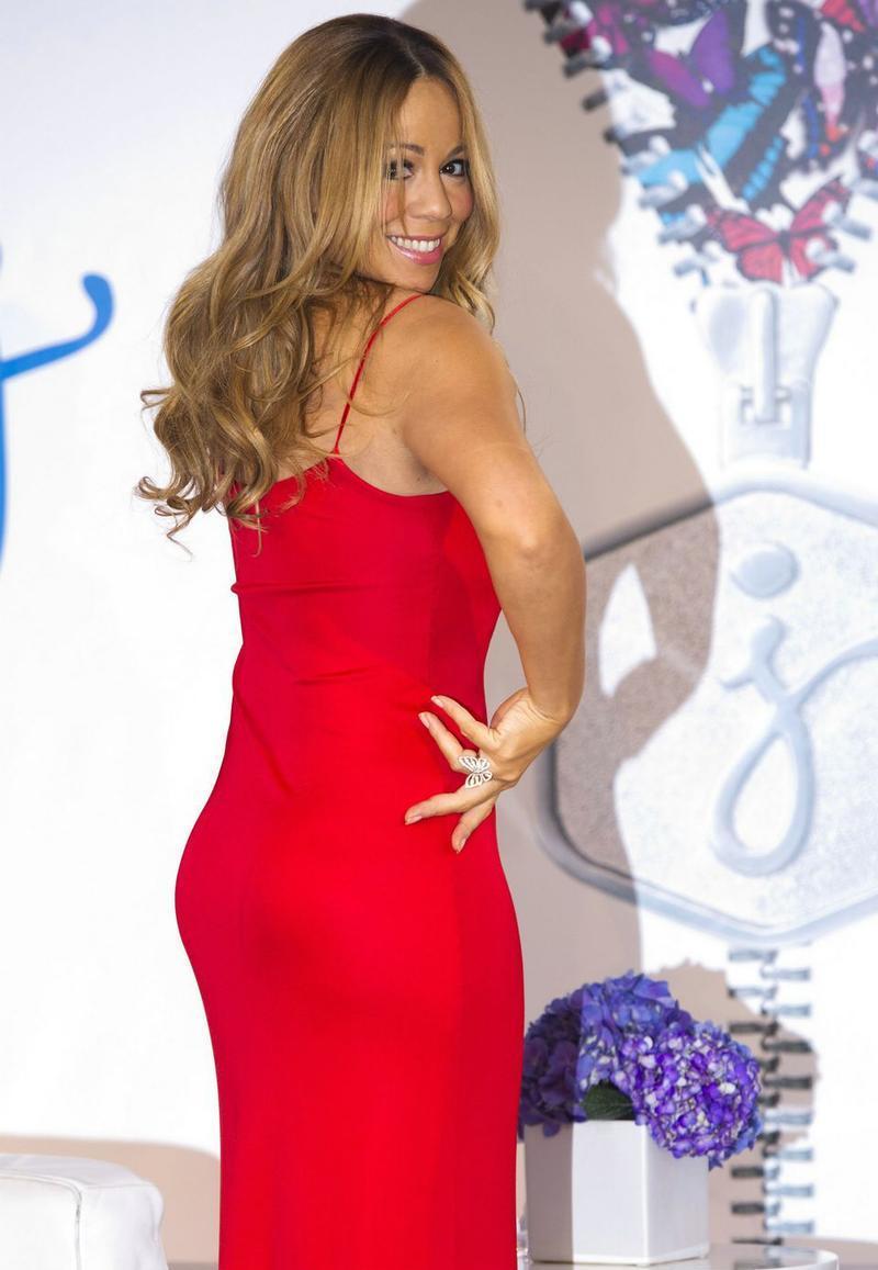 Mariah Carey ass (1)