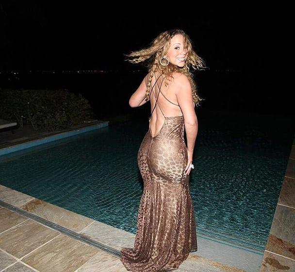 Mariah Carey booty (1)