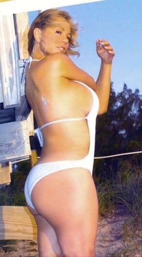 Mariah Carey sexy ass (1)