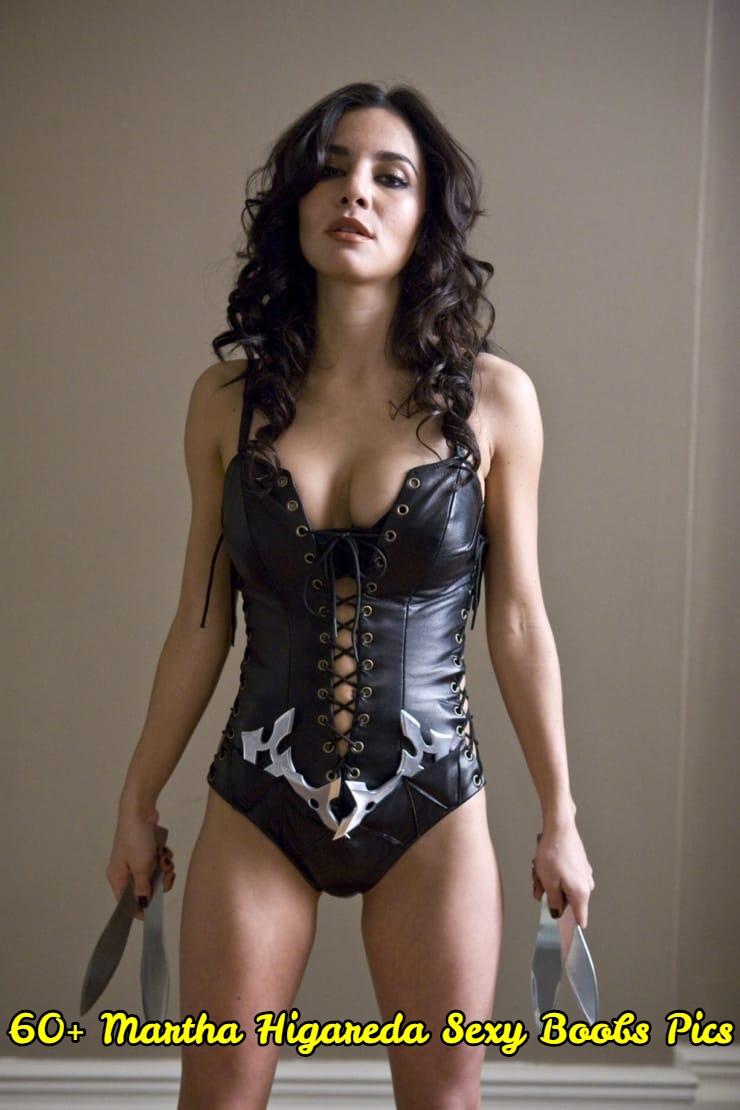 Martha Higareda sexy boobs pics