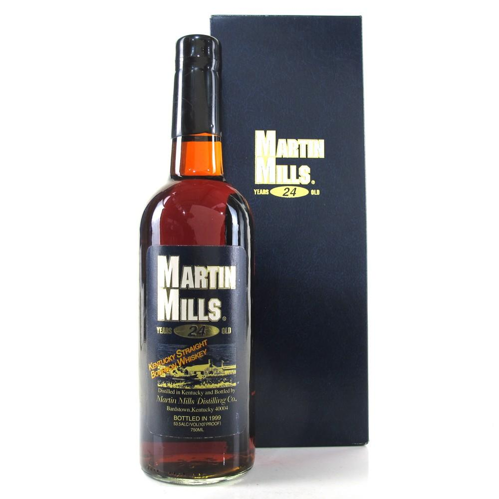 Martin Mills 24-Year Old Bourbon