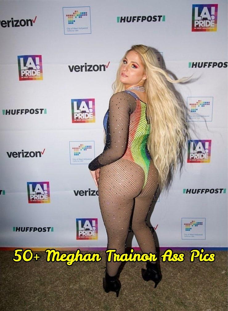 Meghan Trainor ass pics