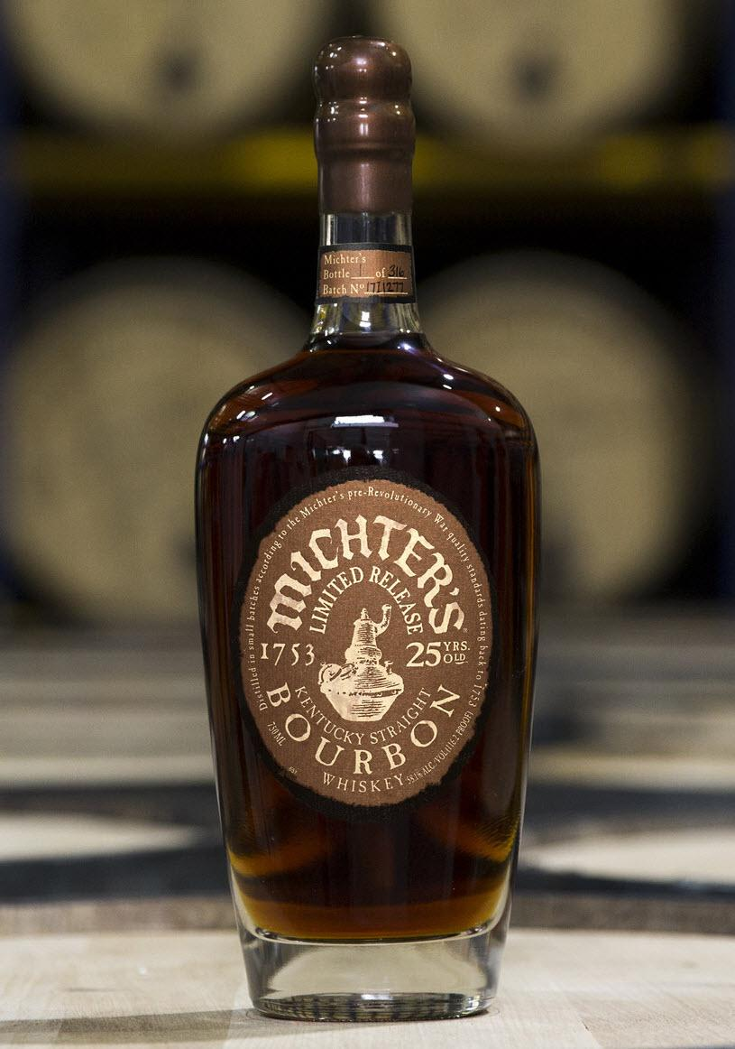 Michter's 25-Year-Old Single Barrel Bourbon