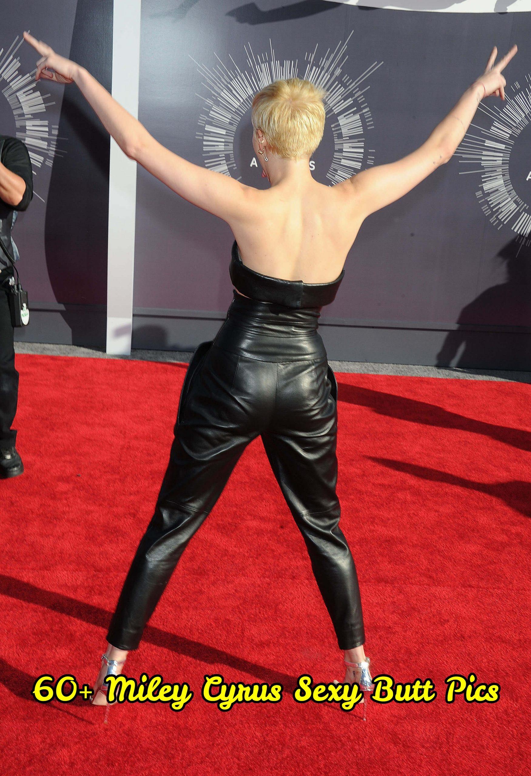 Miley Cyrus sexy butt pics
