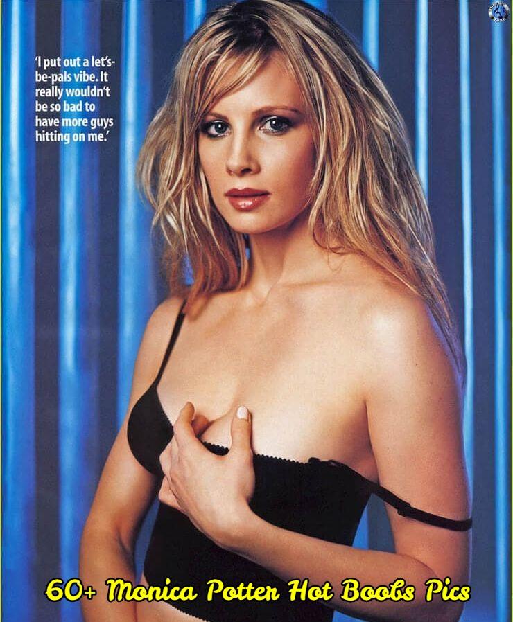 Monica Potter hot boobs pics