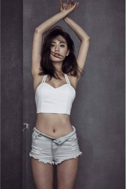 Nana K-Pop sexy tits pics