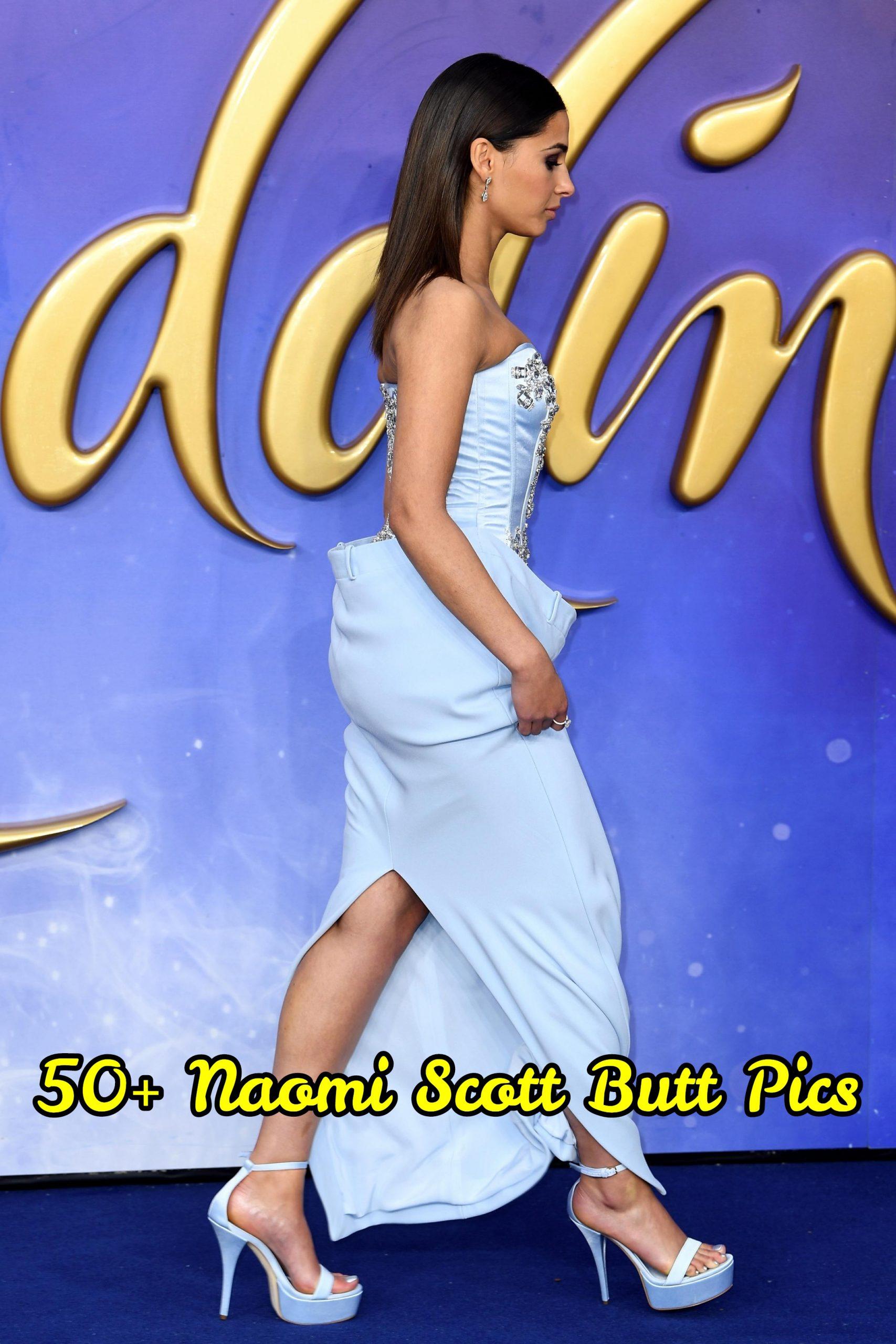 Naomi Scott ass pics