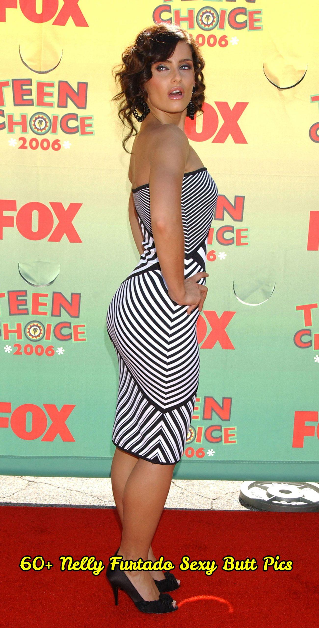 Nelly Furtado sexy butt pics