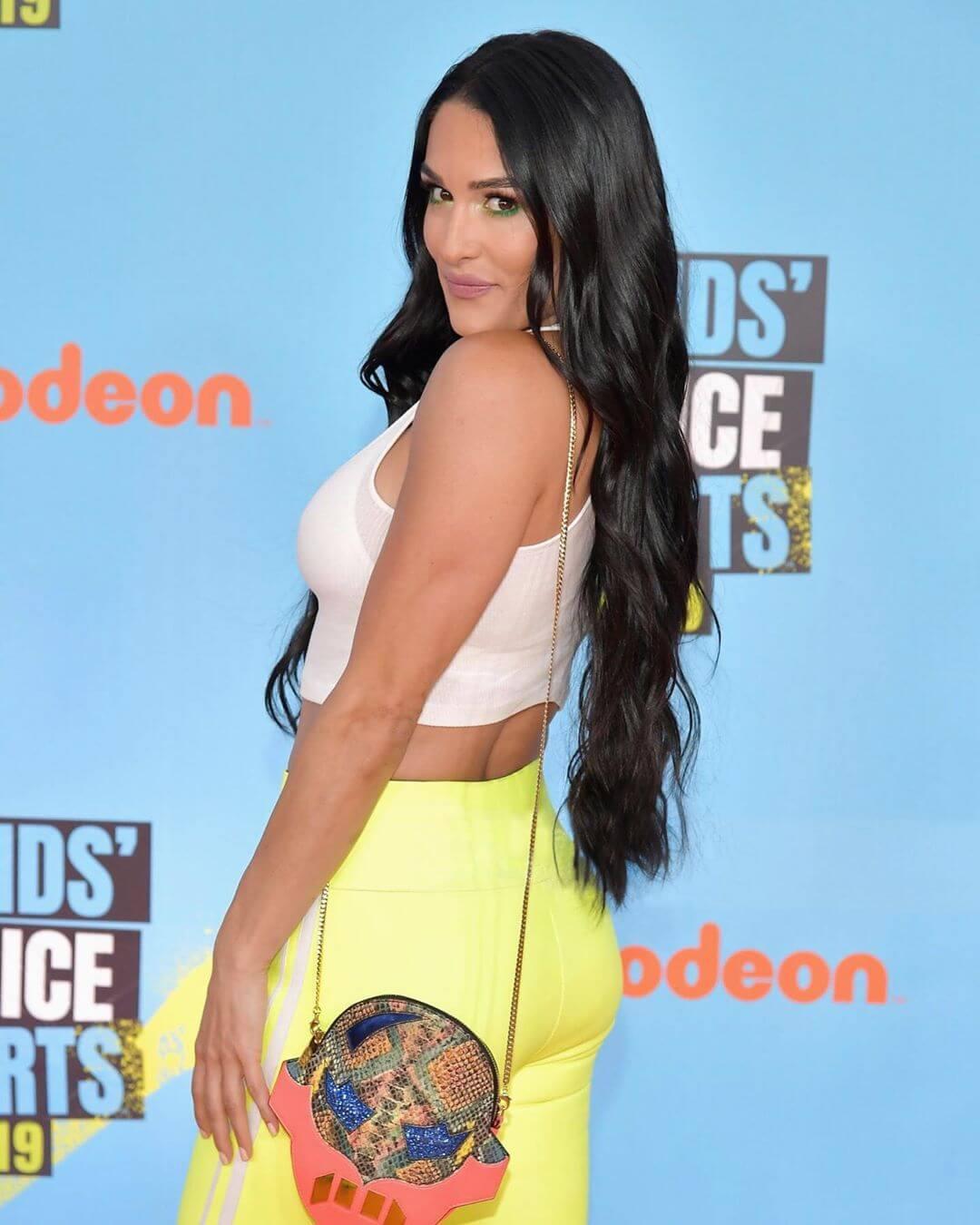 Nikki Bella butt pictures (2)