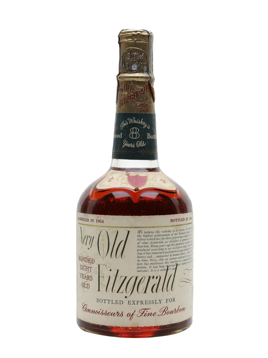 Old Fitzgerald Very Old 8-Year-Old Bourbon Whiskey