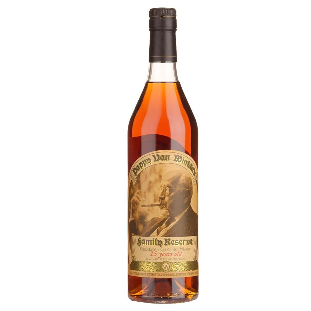 Old Rip Van Winkle 'Pappy Van Winkle's Family Reserve' 15-Year-Old Kentucky Straight Bourbon Whiskey