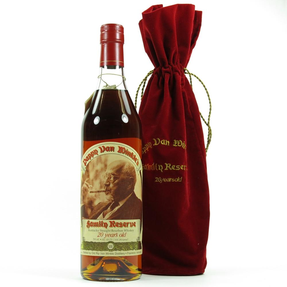 Pappy Van Winkle's Family Reserve 20 Year
