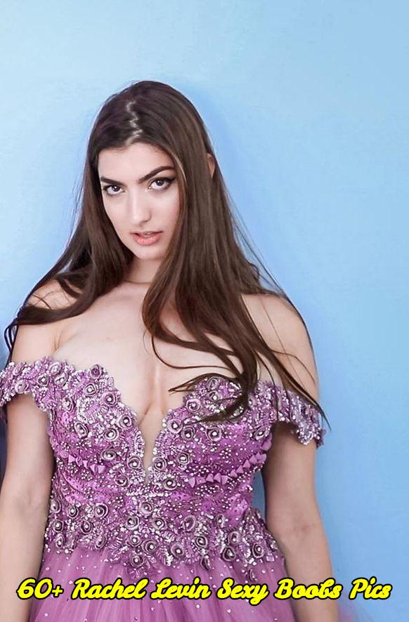 Rachel Levin sexy boobs pics