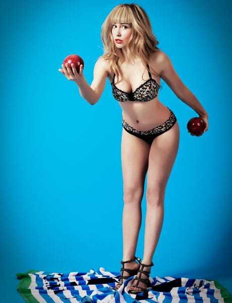 Sarah Carter hot (1)