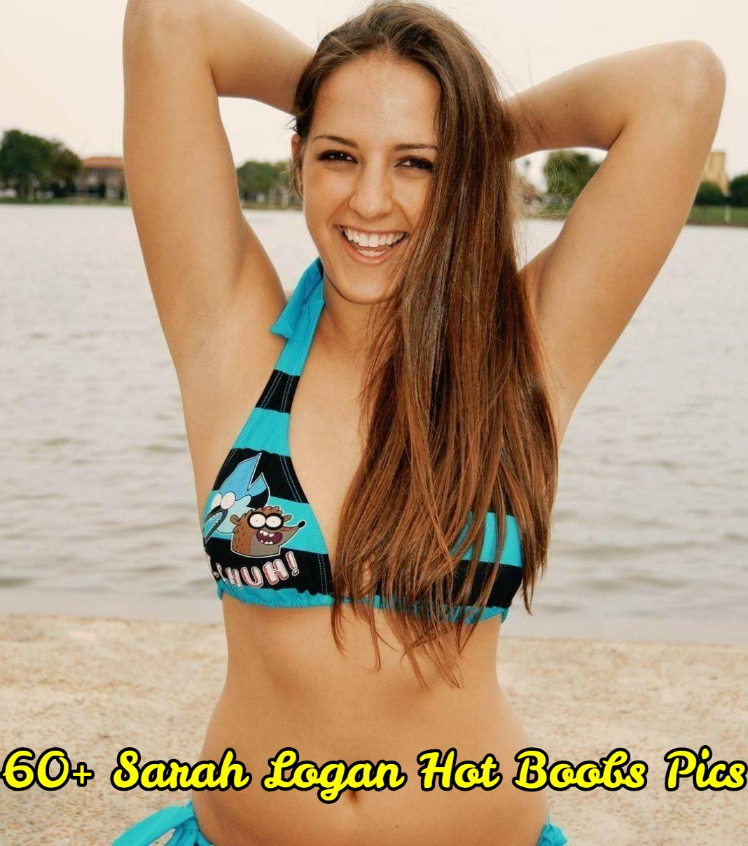 Sarah Logan hot boobs pics
