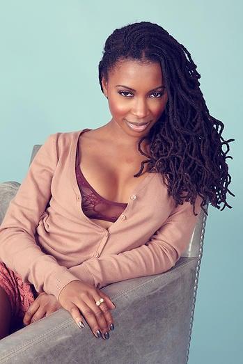 Shanola Hampton hot look (1)