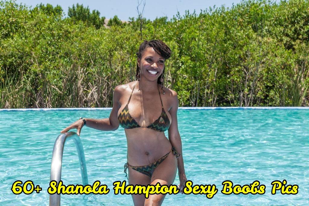 Shanola Hampton sexy boobs pics