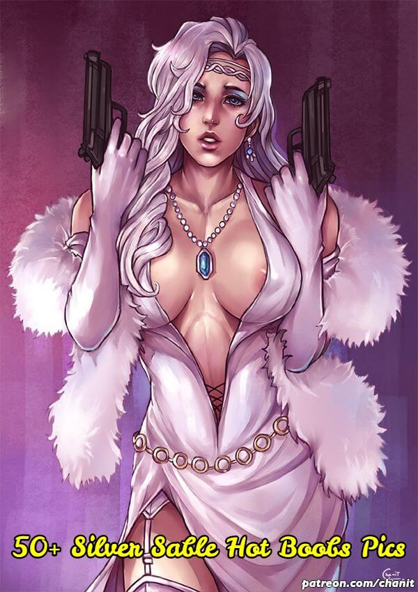 Silver Sable hot boobs pics